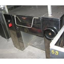 smažící pánev PE 13 - bazar