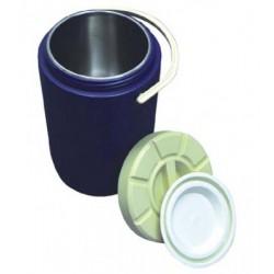 várnice s plastovým obalem a nerezovou vložkou