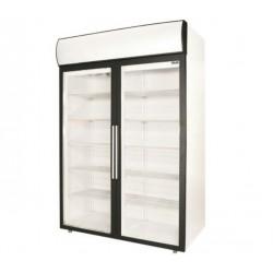 Chladicí skřně prosklené dveře Polair DM