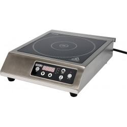 indukční vařič YATO 3500 W dotekový panel