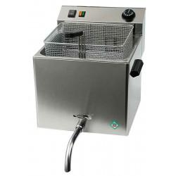 fritéza elektrická RF 10 litrů - FE 10 T s výpustí
