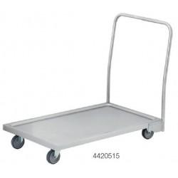 plošinový vozík MP s prolisem