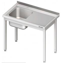 mycí stoly ST 64-66 s dřezem
