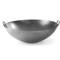 pánev ocelová WOK průměr 700 mm