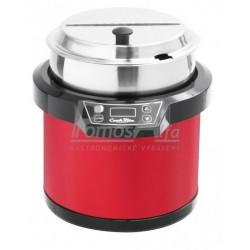 Kotlík na polévku SB-7 DIGI vestavný (suchý ohřev)