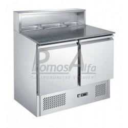"""Chladící stůl """"PIZZA - SALADETA"""" MPS-900"""