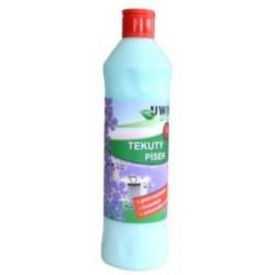 UWIS tekutý písek na nádobí s abrazivní přísadou 600 g
