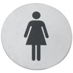 Tabulka informační WC ženy