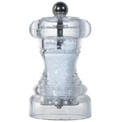 VIRA mlýnek na sůl, transparentní, 10 cm