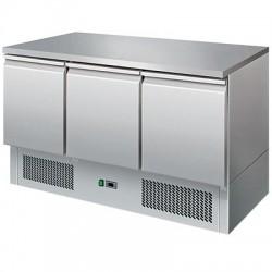 chladící stůl třídveřový