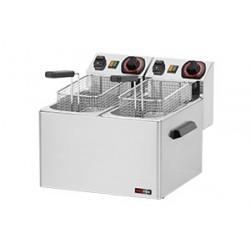 FE-44S fritéza elektrická 5+5l 220V 2x3kW