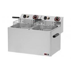 FE-77 fritéza elektrická 8+8l 220V