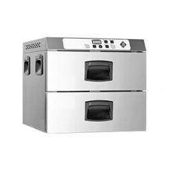 HDZ-0211E HOLDBOX zásuvkový 2x GN 1/1