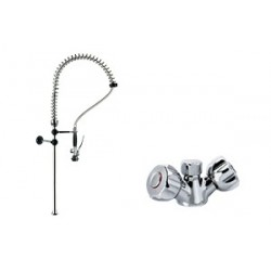 DOC 1+ - Sprcha s baterií ze stolu