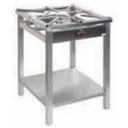 vařič plyn EGAZ 9 kW nerez