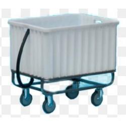 vozík na mokré prádlo PV 40 (IVC)