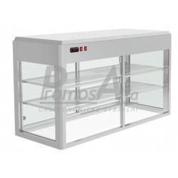 Chladící pultová vitrína Edesa DRFS 311 - izolované dno