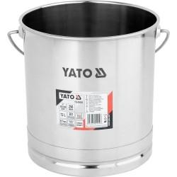 nerez kýbl Yato 12 litrů