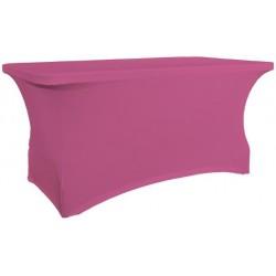 Ubrus pro stoly 180 cm - růžová