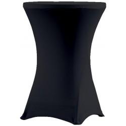 Ubrus pro stoly 81 cm - černá