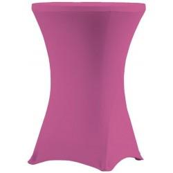 Ubrus pro stoly 81 cm - růžová
