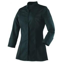 Abella dámská košile černá - dlouhý rukáv