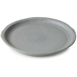 Talíř jídelní 23,5 cm - šedý