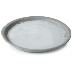 Talíř jídelní 23,5 cm - bílý