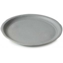 Talíř dezertní 21,5 cm - šedý