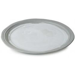Talíř jídelní 25,5 cm - bílý