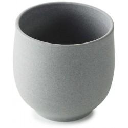 Šálek 8 cl - šedý