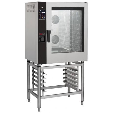 MPD 1011 X ER - Konvektomat ele. 10x GN 1/1, 17,4 kW, nástřik, dotykový, pr. dveře